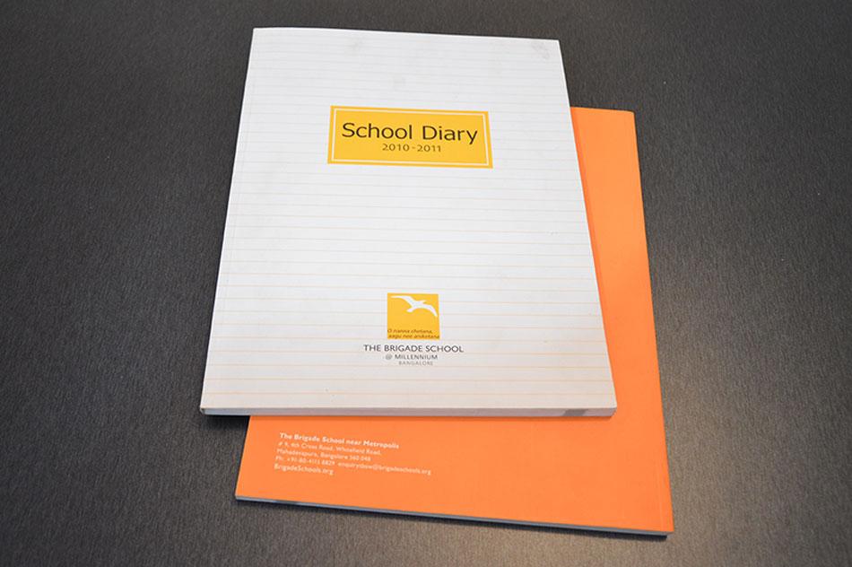 brigade school dairy