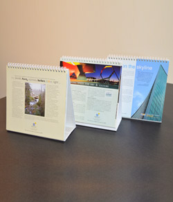 Portfolio Calendar Design