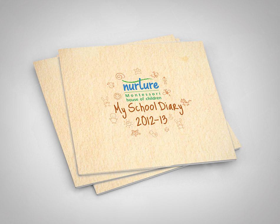 Nurture Pre School Diary