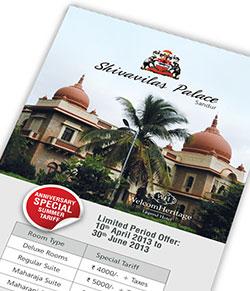 Portfolio Leaflet Design